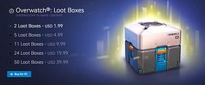 Loot Box Prices