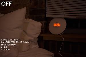 Philips Wake Up Alarm Max Off
