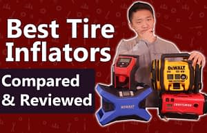 Best Portable Tire Air Inflator Featured Image