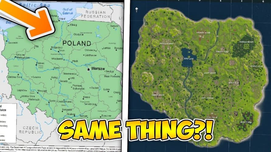 Fortnite Poland Theory