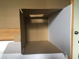 DIY White Studio Product Photography Box 4