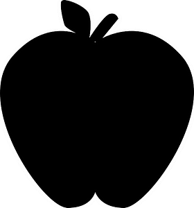 Meal Prep Apple Icon
