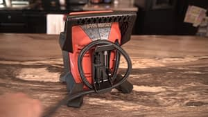 Best Portable Tire Inflator Milwaukee Cord Storage