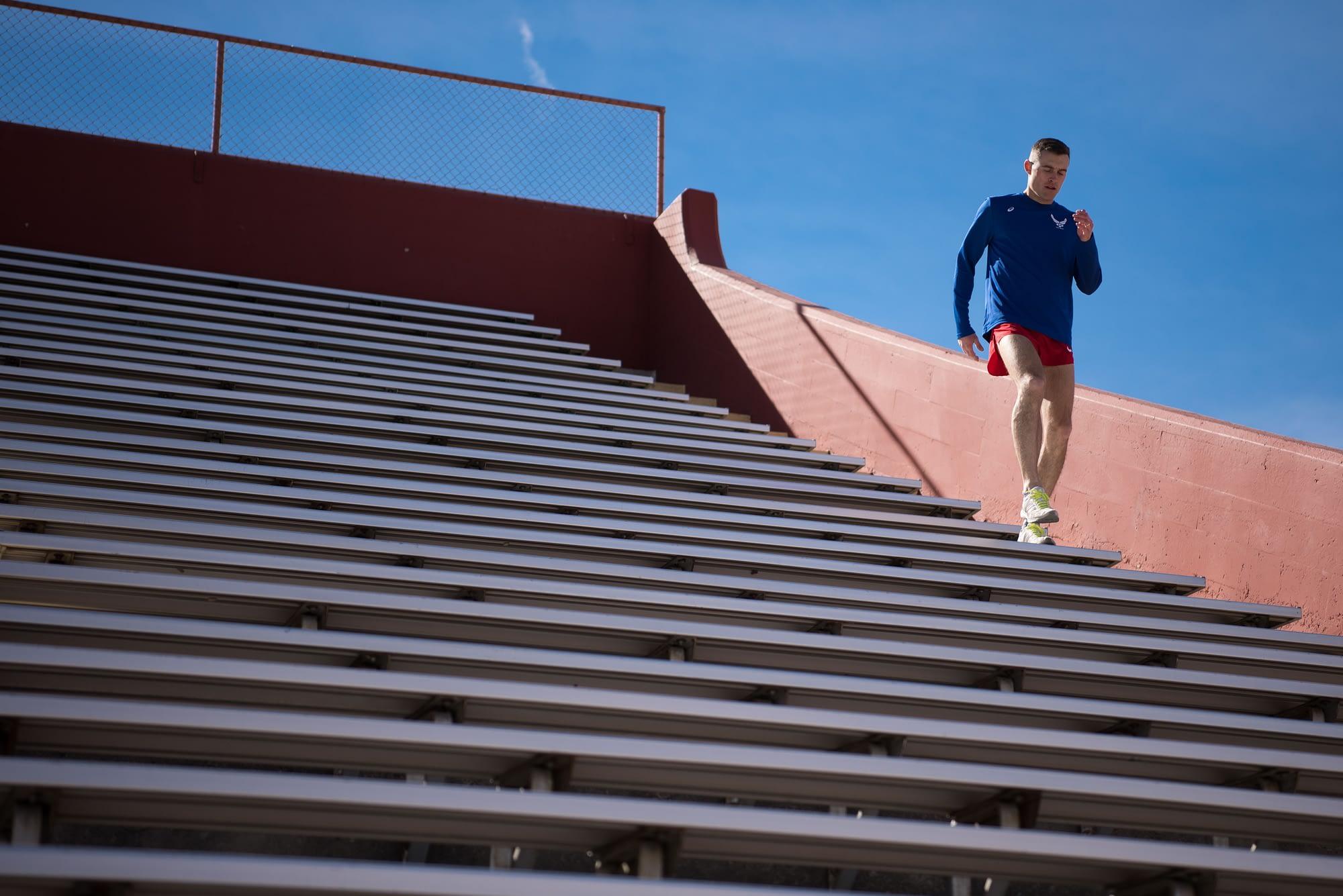 Stair running