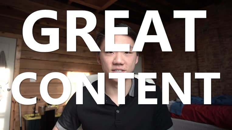 creating great content for affiliate websites