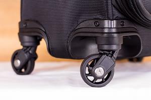 TravelPro Wheel Corner Guard Detail