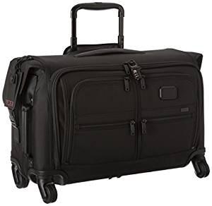 TUMI Alpha 2 Carry On 4 Wheel Garment Bag