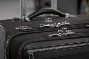 TravelPro Platinum Magna 2 Leather Handles