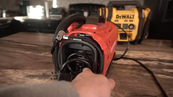 Best Portable Tire Inflator Craftsman Cord
