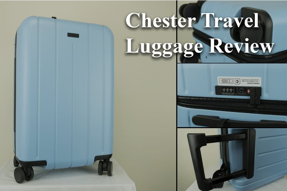 Chester Travel Luggage Review