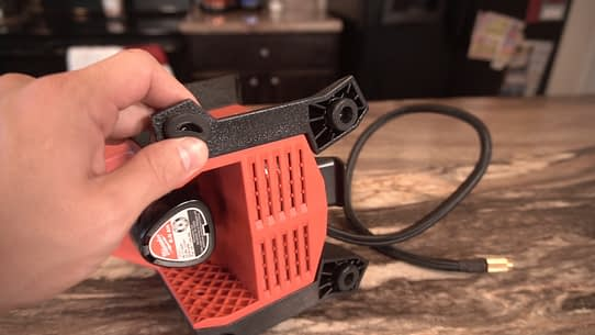 Best Portable Tire Inflator Milwaukee Rubber Feet